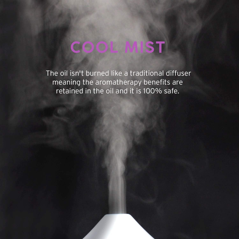 The Body Source® Difusor de Aromas para Aceites Esenciales con ...