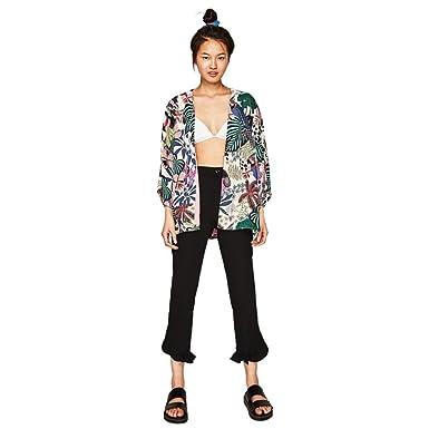 1f9e1df63b8 Sixcup Chiffon Kimono