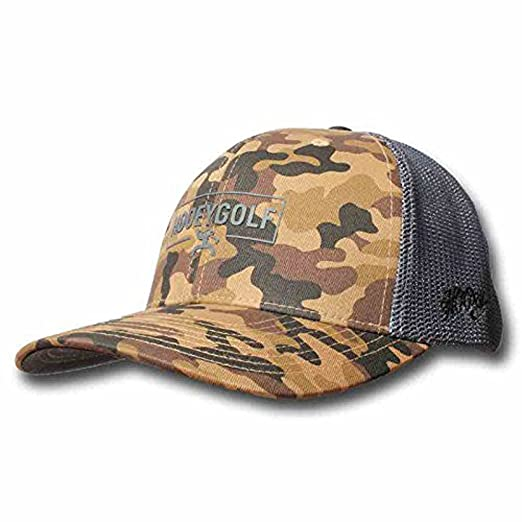 4ff1b25e HOOey OB Camo Golf Cap at Amazon Men's Clothing store: