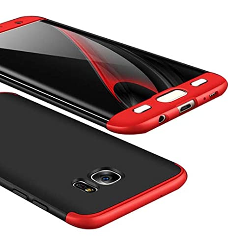 coque galaxy s6 edge rouge