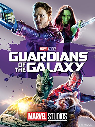 Guardians Of The Galaxy  Plus Bonus Features