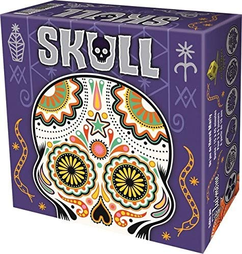 Skull - Box Poker Video
