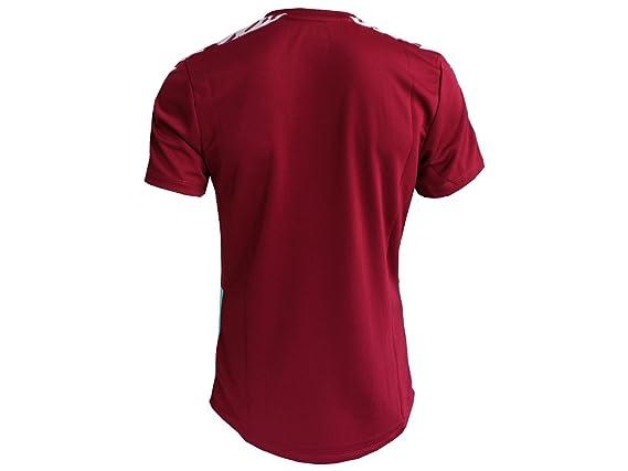 Umbro Camiseta de West Ham SPN Jersey de Entrenamiento - Bluefish/New Claret/Blanco, Grande: Amazon.es: Deportes y aire libre