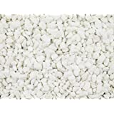 Chas Long & Sons White Marble (Polar) 10mm Approx 25KG Bag