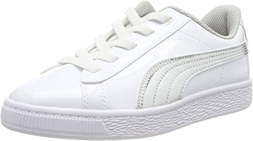 PUMA Basket Mirror AC PS, Sneakers Basses Fille