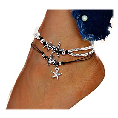 Anklets Professional Sale 2018 Fashion Long Chain Various Styles Boho Bracelet For Foot Ankle Beach For Women Bracelet On Leg Ankle Summer Womans Jewelry Jewelry & Accessories
