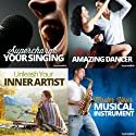 The Creative Person's Hypnosis Bundle: Set Your Talent on Fire, with Hypnosis Speech by  Hypnosis Live Narrated by  Hypnosis Live