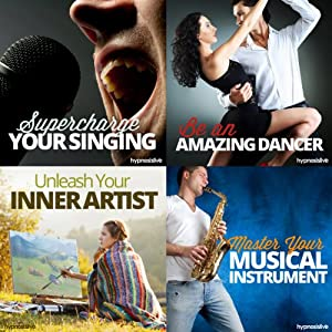 The Creative Person's Hypnosis Bundle Speech