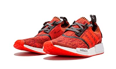 69fc65e8c adidas NMD R1 PK NYC  RED Apple  - BY1905 - Size 12-UK  Amazon.co.uk ...