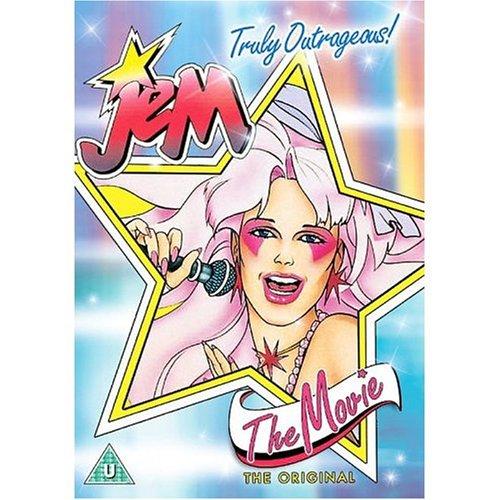 Jem: The Movie [Region 2] by Metrodome Distribution Ltd