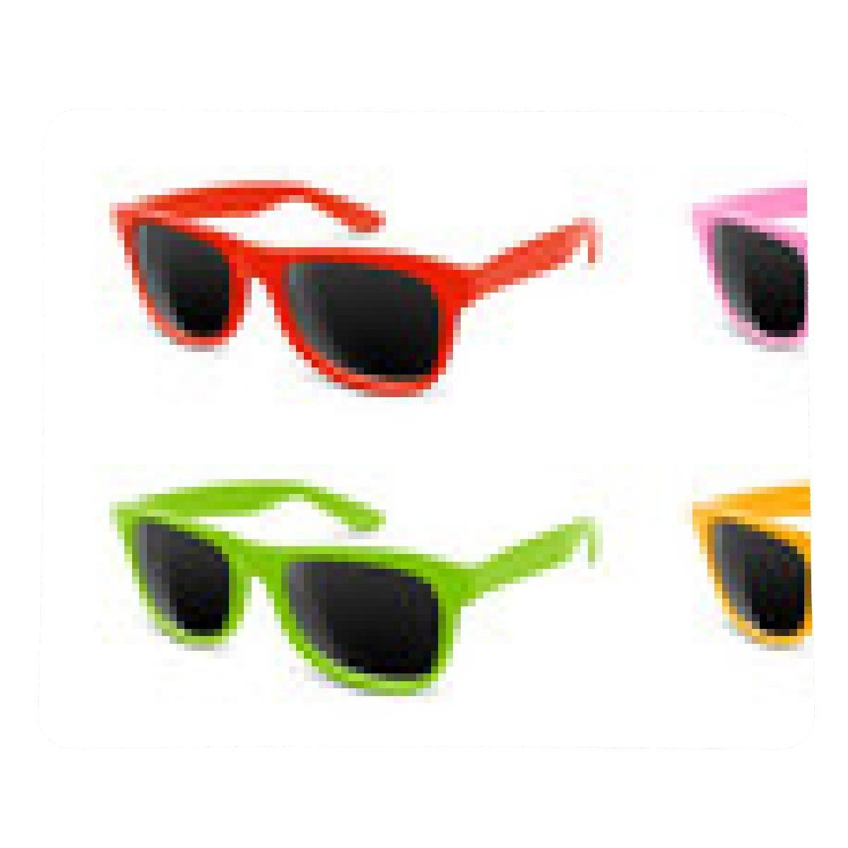 alfombrilla de ratón gafas de sol del vector 2: Amazon.es ...