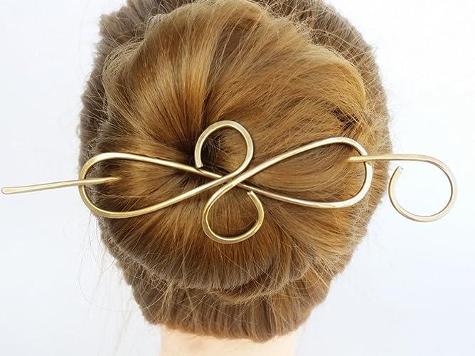 Amazon Gold Cross Hair Slide With Stickwedding Hair Clip Hair
