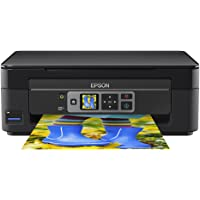 EPSON Expression HOME xp-352small-in-one 打印机带 LCD 屏幕黑色