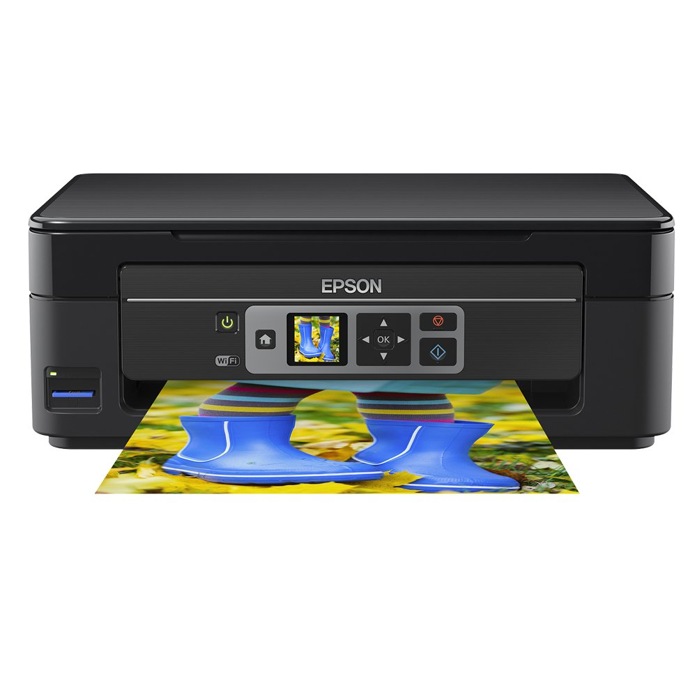 Epson Expression Home XP-352 Print/Scan/Copy Wi-Fi Printer, Black:  Amazon.co.uk: Computers & Accessories
