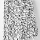 32x40in Handmade Super Chunky Blanket,Super Chunky Throw,Chunky Wool Yarn Merino Blanket,Knitted Blanket,Knitted Wool Blanket,Chunky Knit Throw Christmas Gift