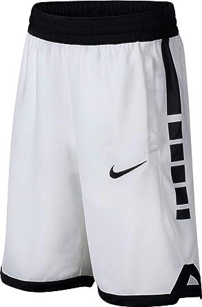 nike shorts white