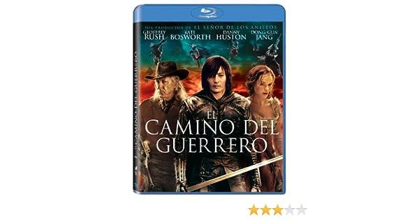 El Camino Del Guerrero - Bd [Blu-ray]: Amazon.es: Geoffrey ...