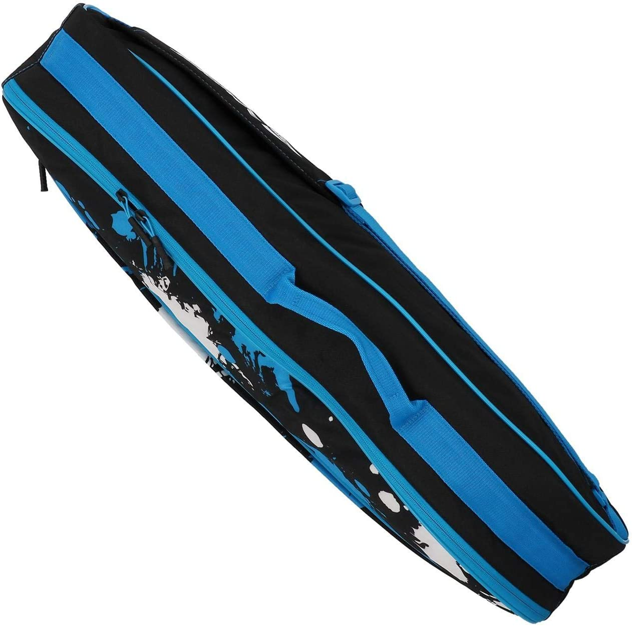 Talla /Única Noir Bleu Blanc Blanco BABOLAT RH3 Essential Raquetero Adultos Unisex