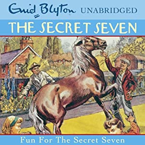 Fun for the Secret Seven Audiobook