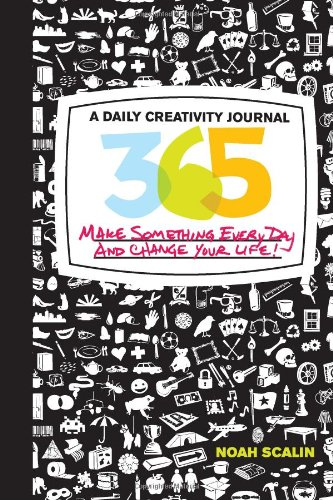 365: A Daily Creativity Journal: Make Something Every Day and Change Your - 365 Shop