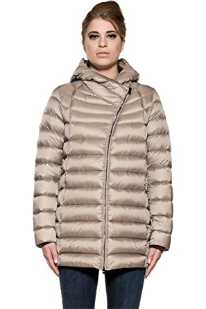 Colmar 2233 7QD 157 Jacket & Coats Woman Sand 44: Amazon.co