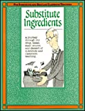 Substitute Ingredients, S. Harold Collins, 0931993016