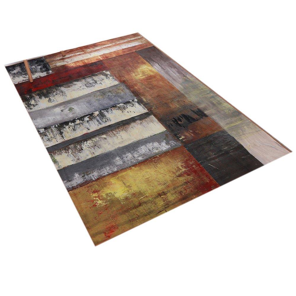 Chevet Salon Tapis de RUNWEI Tapis dune Chambre à du Foyer eIYH9bW2ED