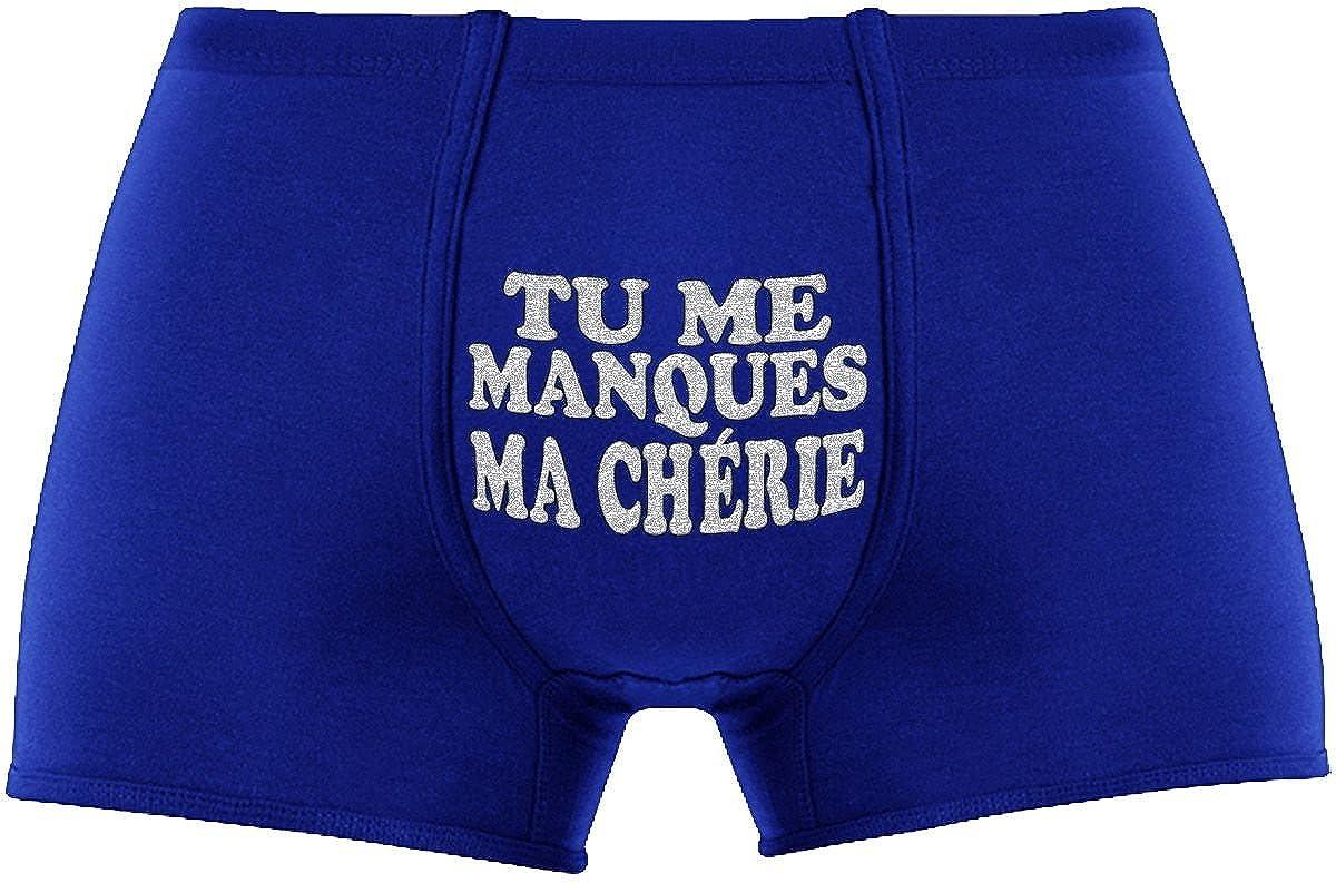 Herr Plavkin Les Boxers Pour Hommes Tu Me Manques Ma