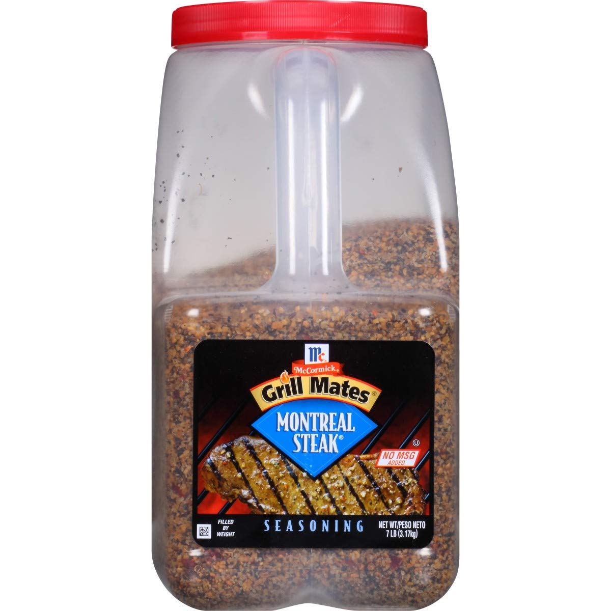 McCormick Montreal Steak Seasoning - 7 lb. pack, 3 per case