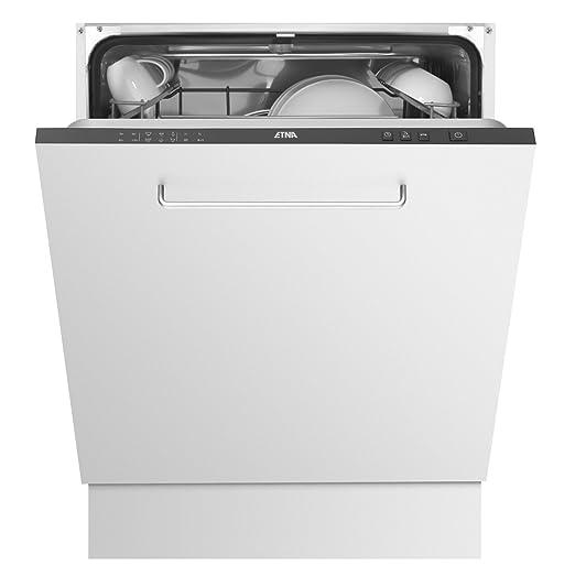 ETNA TFI8006ZT Totalmente integrado 12cubiertos A+ lavavajilla ...