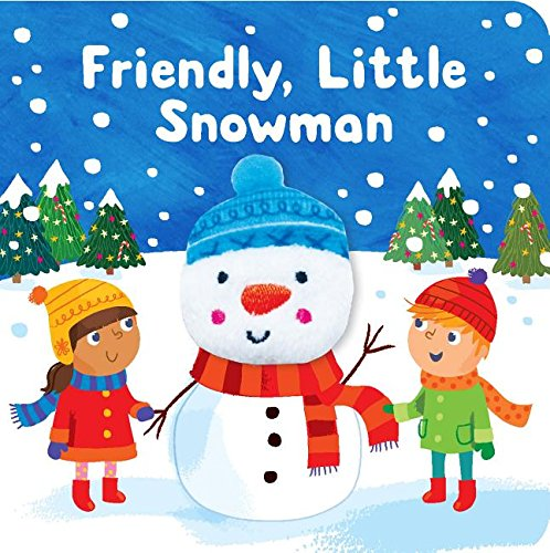 Friendly Little Snowman