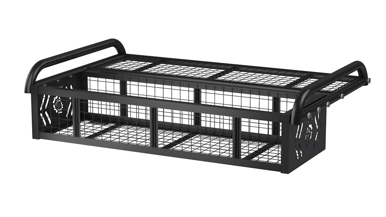 Kolpin 53350 Front/Rear Basket Z37-5125