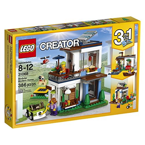 lego buildings and houses - 3