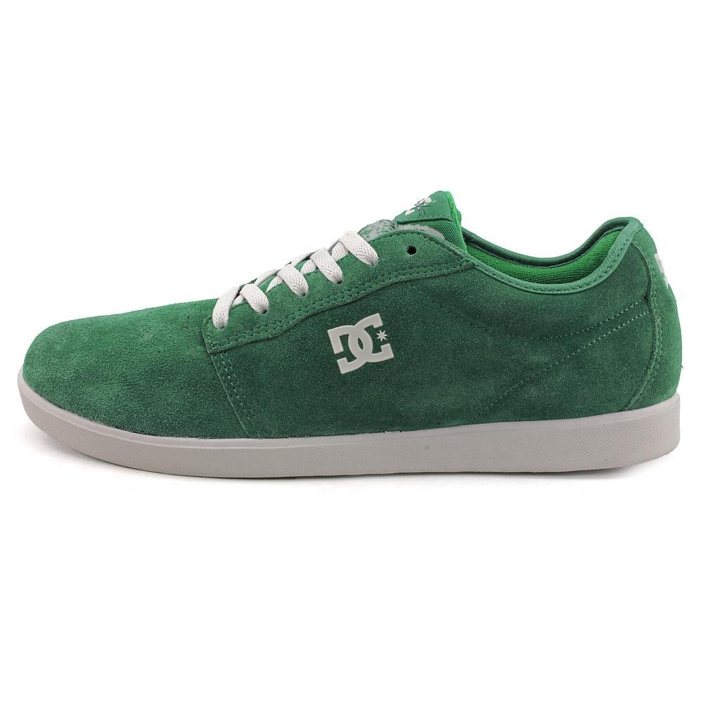 ab94537fb1c DC Chris Cole S Mens Green Suede Skate Shoes Size UK 11  Amazon.co.uk  Shoes    Bags