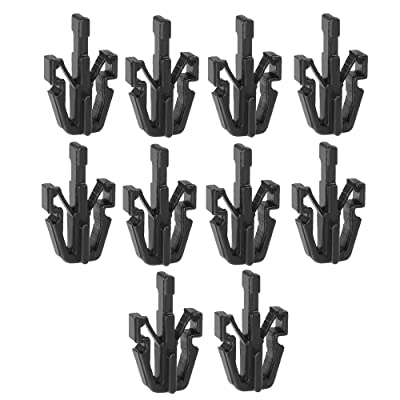 Hoypeyfiy 10 X Grille Retainer Clips For Chevy GMC Colorado Canyon 2004-2012 NEW: Automotive