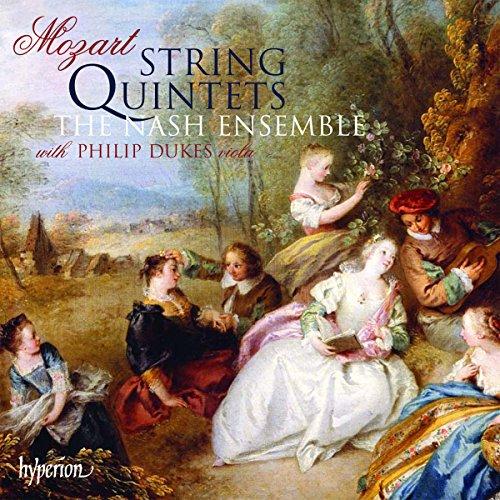 Mozart: String Quintets 1-6