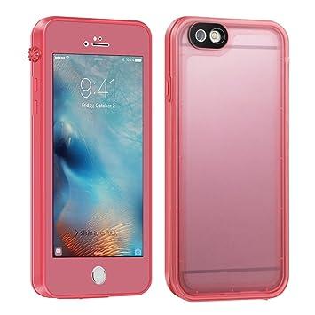 7349d166a9 Amazon | Eonfineー正規品 iphone6/6s 4.7インチ 用 防水ケース 超薄型 ...