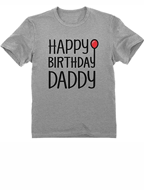 Green Turtle T Shirts Happy Birthday Daddy Cute Boy Girl Gift Idea Toddler Infant Kids Shirt Amazoncouk Clothing