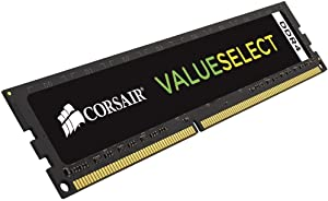 CORSAIR Memory — 4GB (1x4GB) DDR4 2133MHz CL15 DIMM
