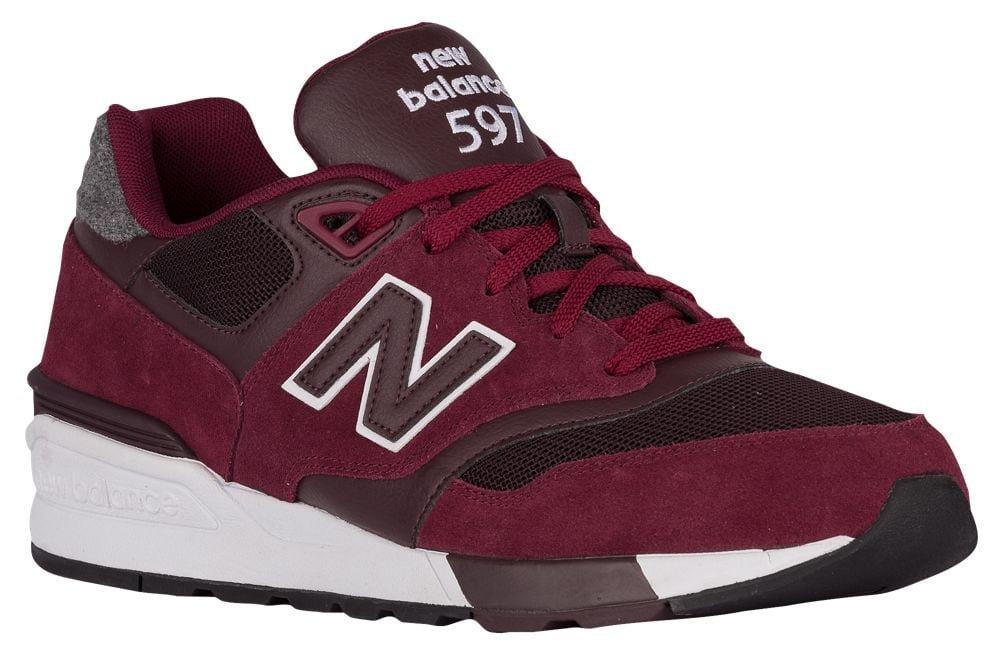 [ニューバランス] New Balance 597 - メンズ ランニング [並行輸入品] B071S8Z9XR US11.5 Sedona Red/Supernova Red