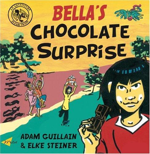 Bella's Chocolate Surprise (Bella Balistica) ebook