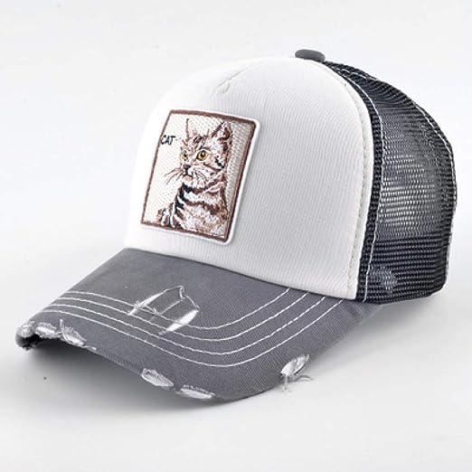kyprx Gorras de béisbol para Hombres Gorras de béisbol Bordadas ...