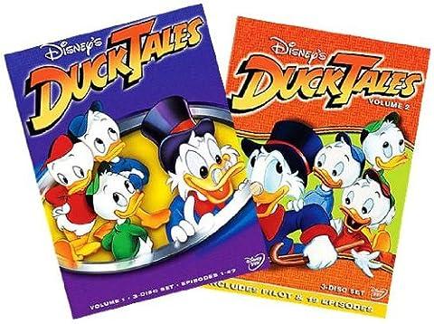 Disney's DuckTales: Volumes 1 & 2 (Ducktales Volume 2 Dvd)