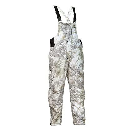 51a30cb9c962 Amazon.com   King s Camo Weather Pro Insulated Bibs Snow Shadow ...