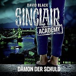Dämon der Schuld (Sinclair Academy 8)