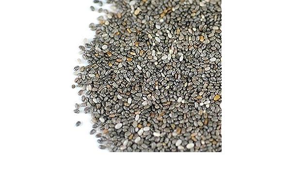 Las semillas orgánicas: 5 lb Puede: semillas orgánicas CHIA ...