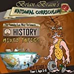 Brian Brain's National Curriculum KS1 Y1 History Mixed Topics | Russell Webster