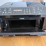 Amazon.com: Canon PIXMA MX410 Wireless Office All-in-One ...