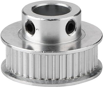 fosa 5Pcs Poleas de Sincronización de Aluminio de Alta Calidad ...
