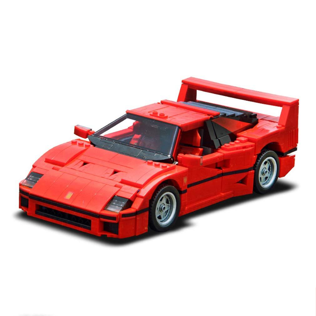『5年保証』 P1031 3d P1031 DIY パズル 1158 PCS ビルディングレンガテクニックおもちゃ 3d、スーパースポーツカービルディングブロック子供のおもちゃ子供の休日の贈り物 Red PCS B07QPK6NVN, トヨヒラチョウ:415c6fd4 --- a0267596.xsph.ru